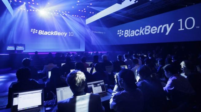 BlackBerry может уволить до 40% персонала