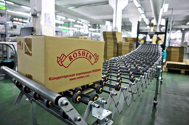 Липецкая фабрика Roshen сократит персонал