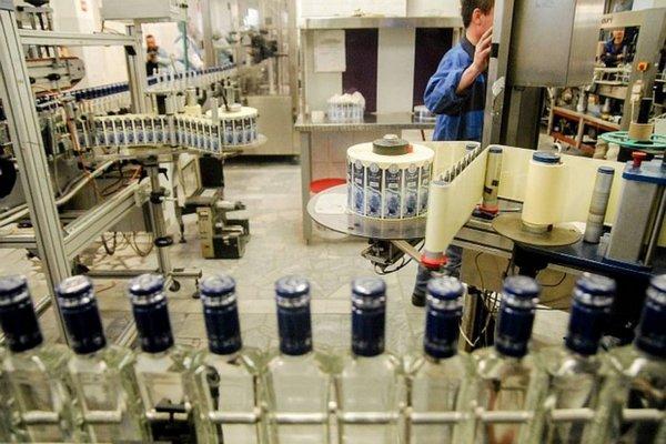 «Татспиртпром» утратил лидерство по выпуску водки в стране