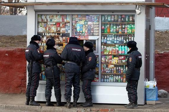 В августе проведут аукцион за право торговли в московских киосках