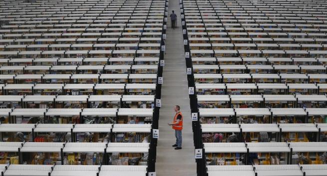 Amazon смешивает оригинальные товары с контрафактом