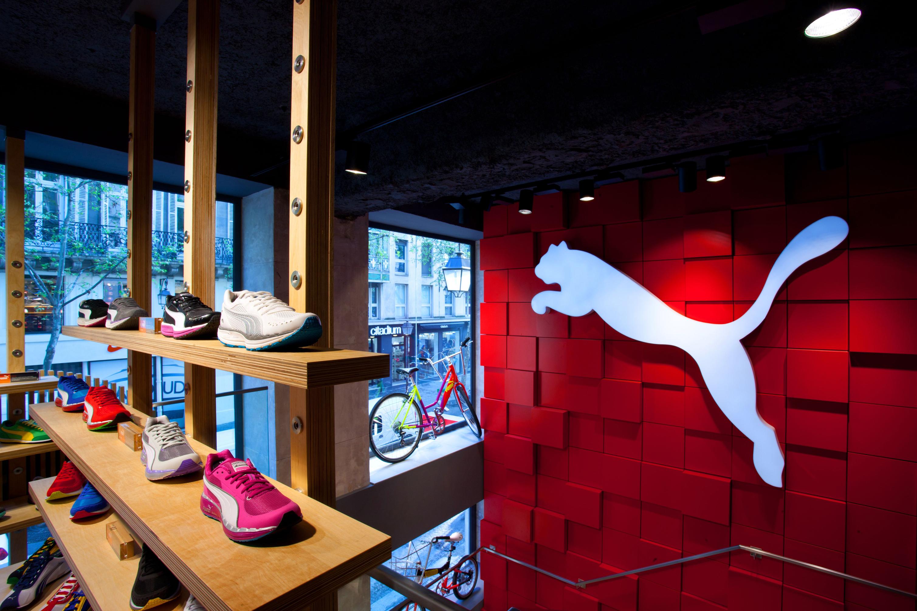Fashion-дайджест  половина выручки Puma за логотип и захват Asya  Malbershtein - New Retail 9f4877fdc7f