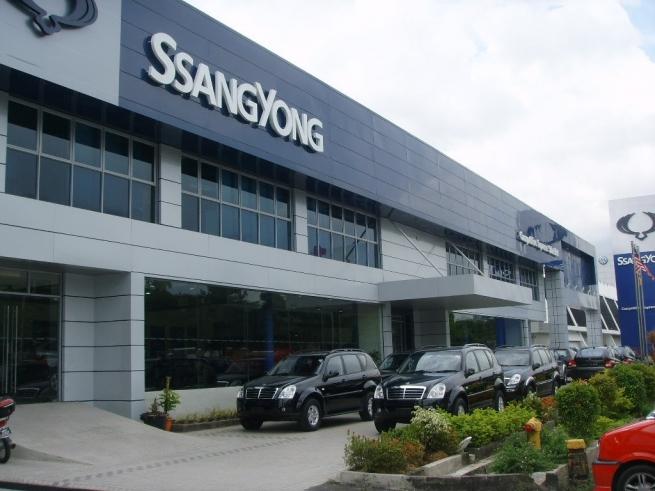 SsangYong запускает интернет-магазин запчастей