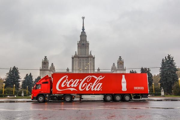 Coca-Cola изменила логистику на время проведения ЧМ-2018