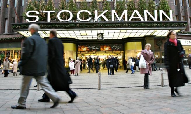 Stockmann уменьшил убыток на 8% в 2015 году