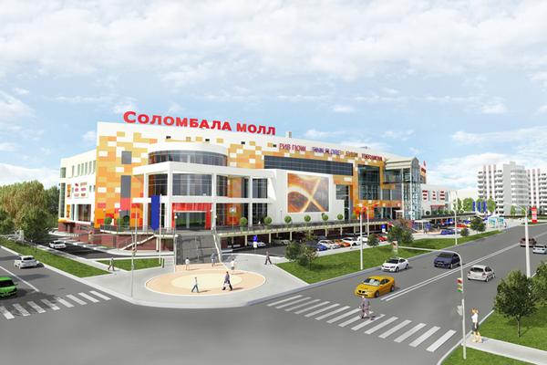 В ТРЦ «Соломбала Молл» в Архангельске откроется «Детский мир» - New ... 2ca9aaba90e