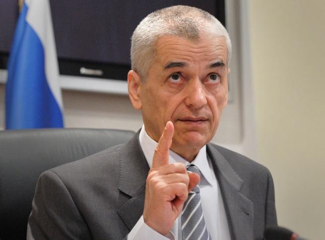 Геннадий Онищенко хочет запретить магазины на первых этажах