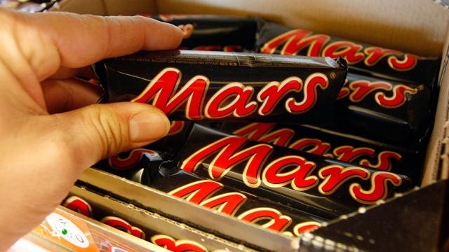 В российских duty free не обнаружили Mars с пластиком