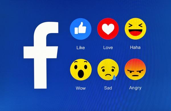 Facebook показывает рекламу пользователям в зависимости от их настроения