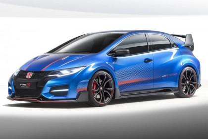 Стоимость Honda Civic Type R нового поколения составит около 38 тыс евро