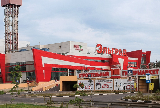 Крупнейший торговый комплекс на востоке Подмосковья выставлен на торги