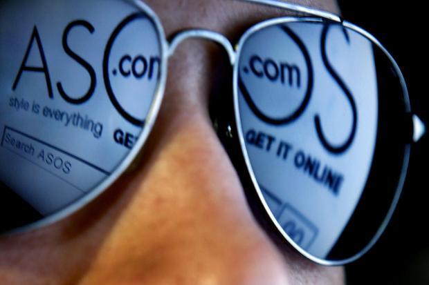 Прибыль онлайн-ритейлера Asos упала на 10% за последнее полугодие