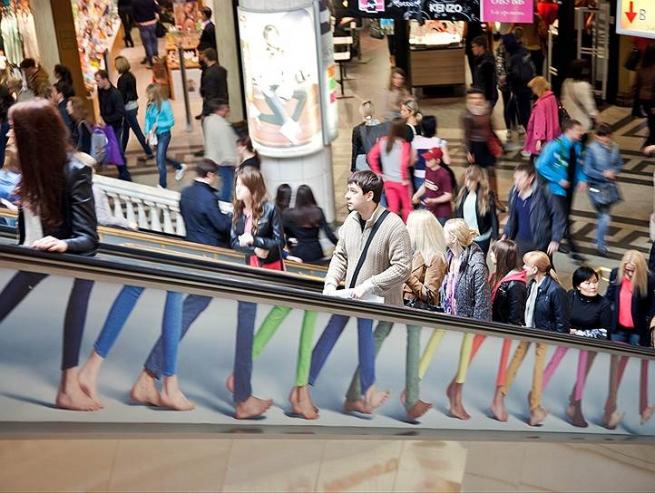 Посещаемость торговых центров растет впервые за два года
