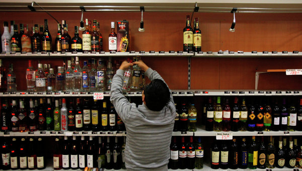 Время продажи алкоголя в Новой Москве могут увеличить на три часа