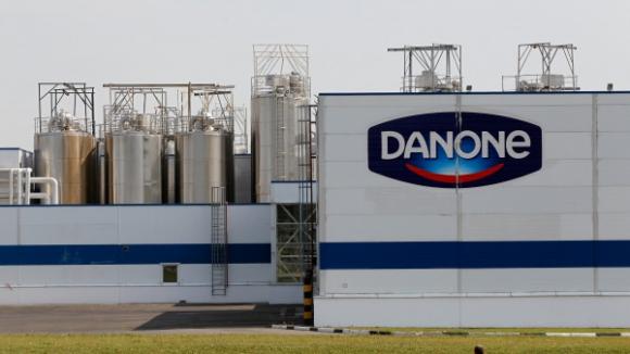 Danone увеличила выручку в первом квартале 2015 года