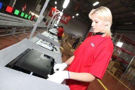 Турецкий производитель бытовой техники и электроники Vestel закрыл завод в России