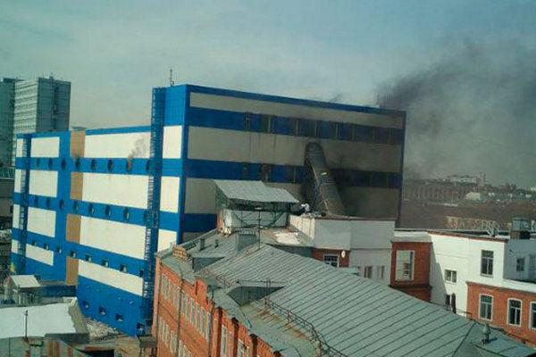 Стали известны подробности гибели сотрудника ТЦ «Персей для детей» на пожаре