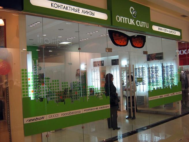 Тридцатый «Оптик Сити» открылся в «АФИМОЛЛ Сити»
