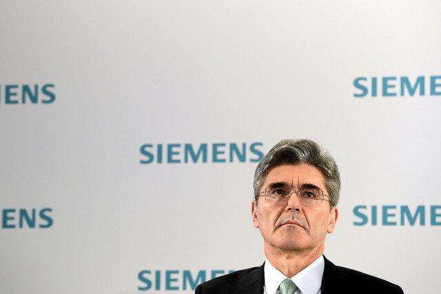 Siemens поддержал санкции против РФ в ущерб бизнесу