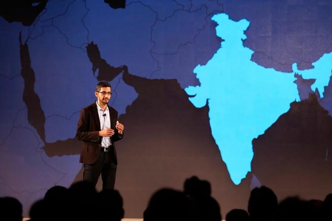К 2017 году Индия обгонит США по продажам смартфонов