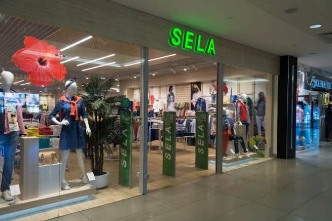 SELA открыла новые магазины в Новосибирске, Бийске, Воронеже и Чите