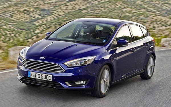 Ford снизил цены на модель Focus до прошлогоднего уровня