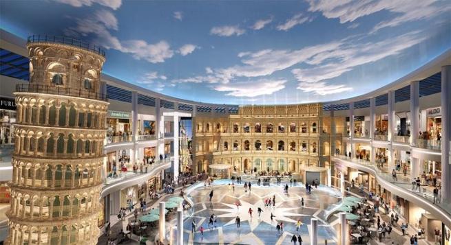 В Москве откроется третий Vegas - New Retail e15cd57f592