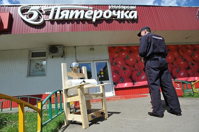 Контролеры-наблюдатели заменят охранников в магазинах