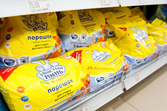 Владелец бренда «Ушастый нянь» официального запрета на реализацию товара не получал