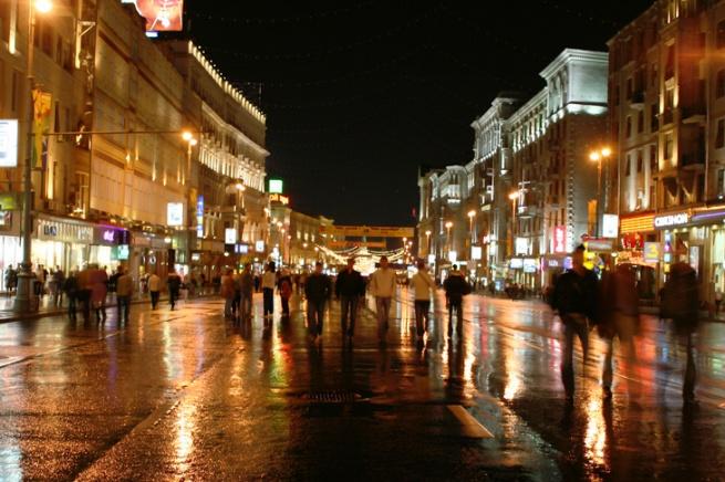 Тверская улица не вошла в десятку самых дорогих проспектов мира