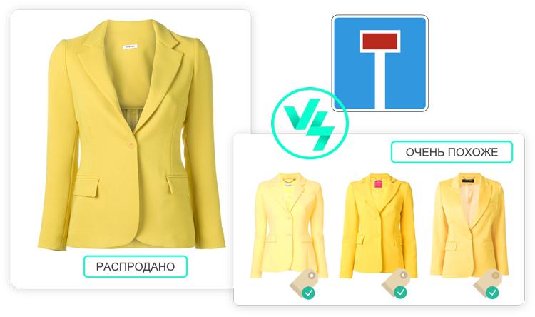 Визуальный поиск для е-commerce: стратегия win-win для интернет-магазина и покупателя