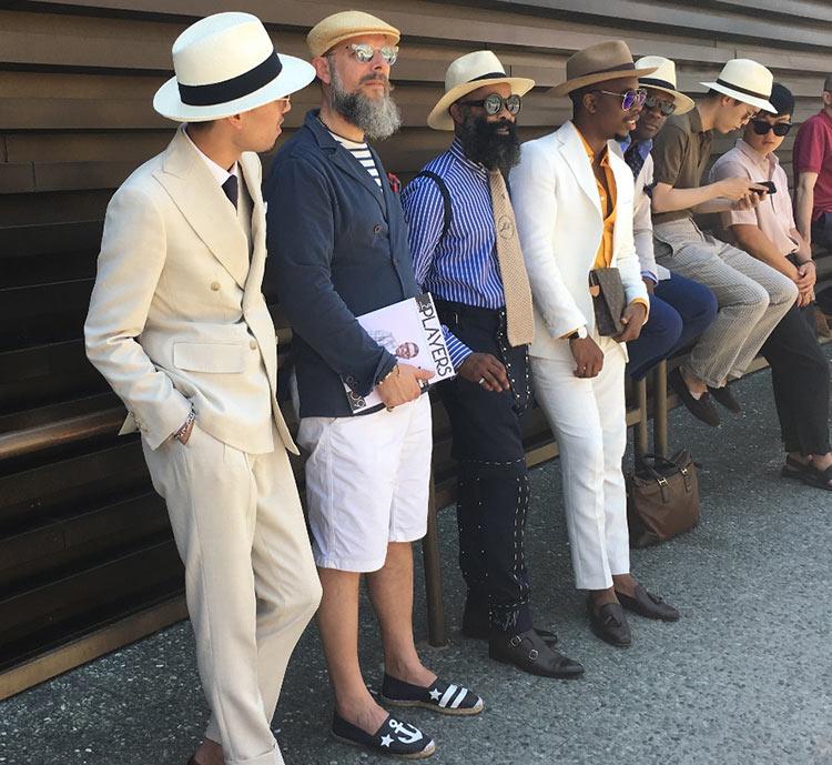 must see для байеров мужских коллекций, или что будут носить летом 2018
