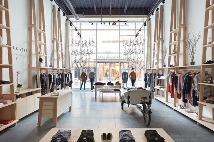 Самые стильные магазины: романтика и домашний уют