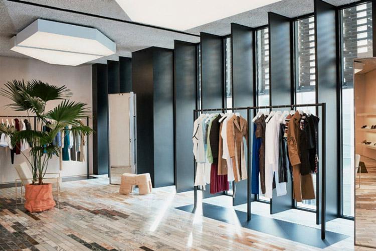 Самые стильные магазины недели: благородство камня и смелая эклектика