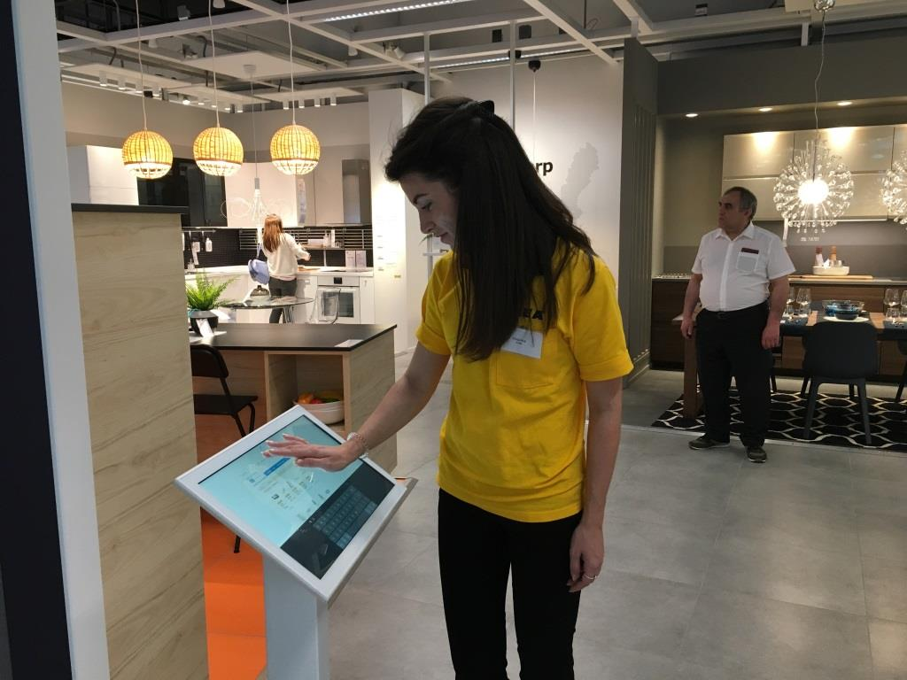 IKEA откроет до 7-ми магазинов нового формата вРФ