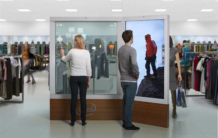 Роль данных в умном магазине будущего