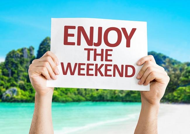 one enjoyable weekend