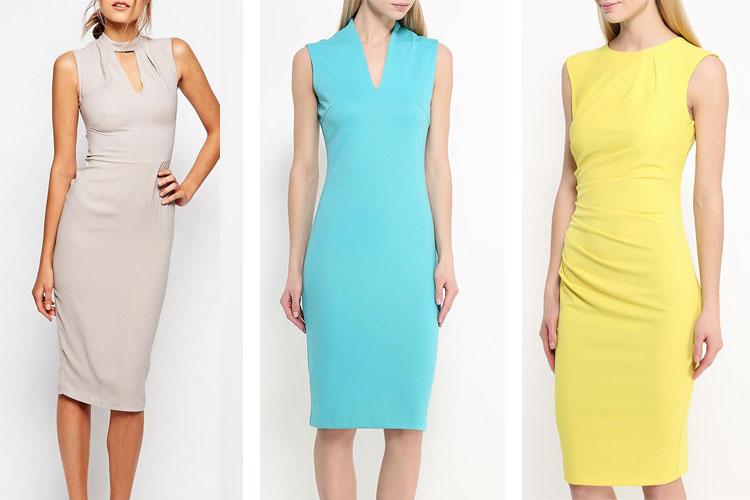 9265d73504b Летние платья для офиса и не только  15 стильных вариантов   Центр ...