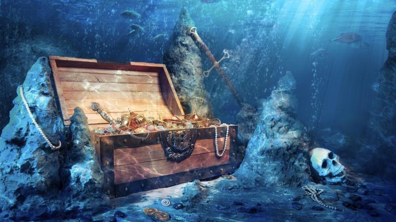 Клады под водой 5 копеек екатерины 2 стоимость