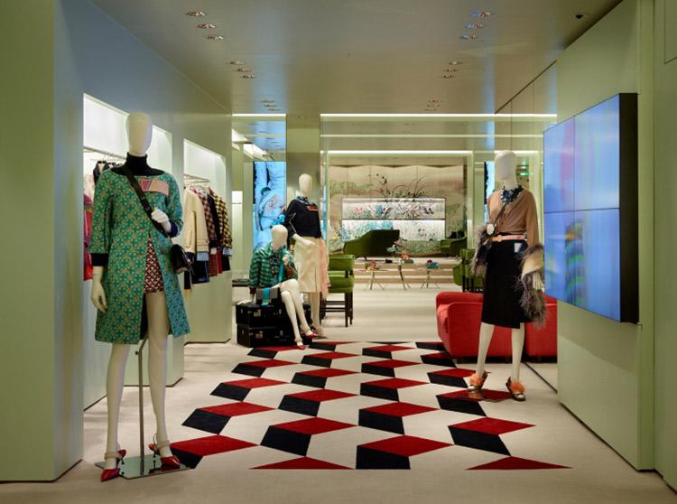 Самые стильные магазины недели: роскошные флагманы и уютная атмосфера