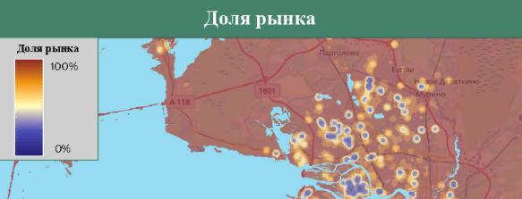 Как сеть грузинских ресторанов нашла место для нового заведения, основываясь на данных об окружении и выручках текущих ресторанов