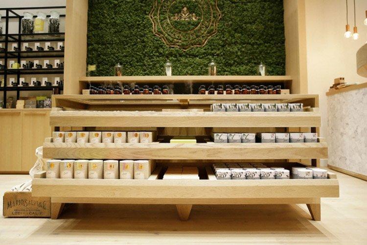 Самые стильные магазины недели: натуральная зелень и естественная красота