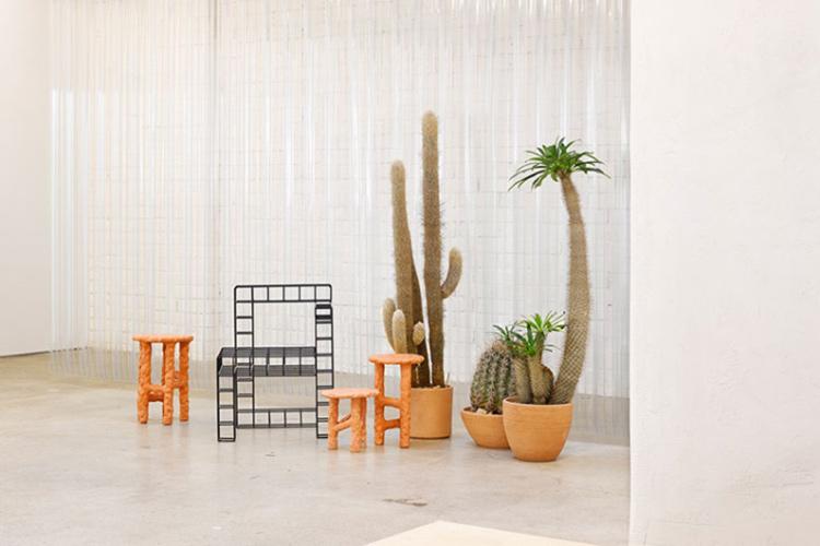 Самые стильные магазины недели: абстрактные конструкции и теплое дерево