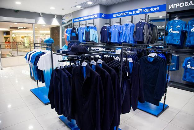 Магазины футбольного клуба зенит в москве мужской клуб рай березники